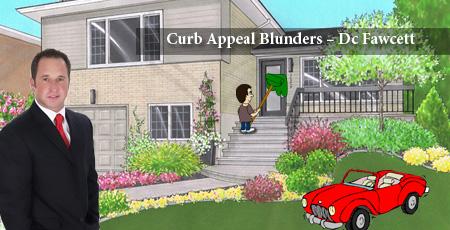 Curb Appeal Blunders - Dc Fawcett