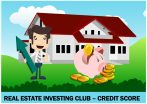 Dc-FAwcett-Real-Estate-Investing-club-Credit-Score