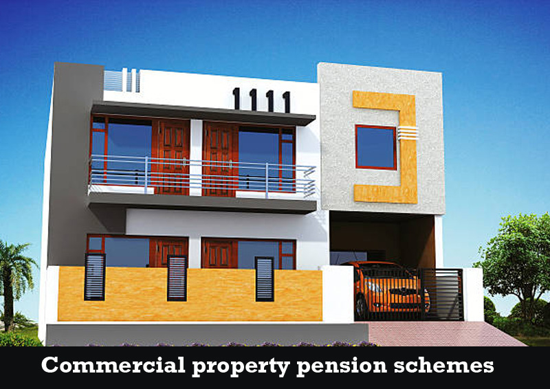 Dc Fawcett Real Estate - Commercial property pension schemes