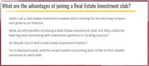 Dc Fawcett Real Estate Club